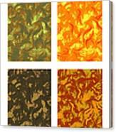 Seasons Series Canvas Print