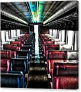 Seats Available Canvas Print
