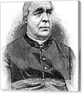 Sebastian Kneipp, German Priest Canvas Print