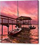 Sebring Sailing Canvas Print