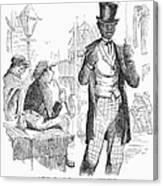 Secession Crisis, 1861 Canvas Print