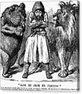 Second Afghan War 1878 Canvas Print