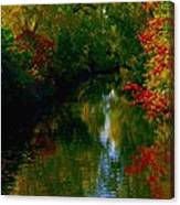 Secret Horse Creek Canvas Print
