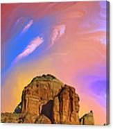 Sedona Glow Canvas Print