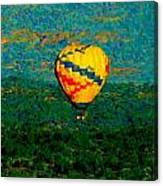 Sedona Iv Canvas Print