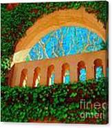 Sedona Viii Canvas Print