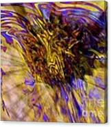 Seize The Day - Abstract Art Canvas Print