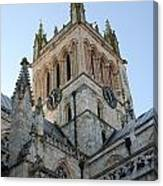 Selby Steeple Canvas Print