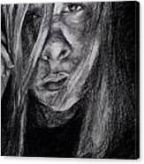 Self Portrait 2011 Canvas Print