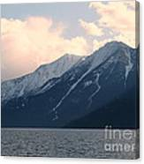 Selkirk Mountains Canvas Print