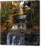 Seneca Water Falls  Canvas Print