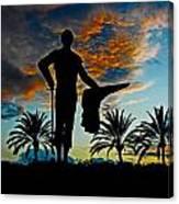 Senor Pepe Luis Vazquez Canvas Print