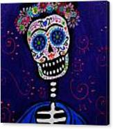 Senorita Frida Canvas Print