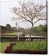 Serene Hue Canvas Print