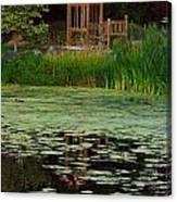 Serene Reflections Canvas Print