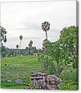 Serengeti Plain Canvas Print