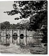 Setauket Mill Pond Canvas Print
