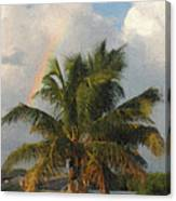 Seven Mile Rainbow Canvas Print