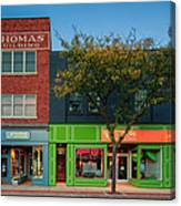 Sewickley 3 Canvas Print