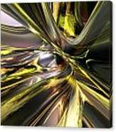 Shadow Abstract Serenity T Fx Canvas Print