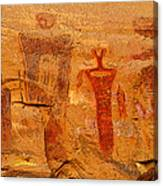 Shamans Of The Rock Canvas Print