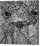 Shango Canvas Print