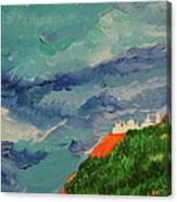 Shangri-la Canvas Print