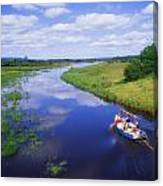 Shannon-erne Waterway Canvas Print