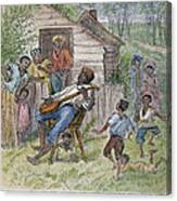 Sharecroppers, 1876 Canvas Print