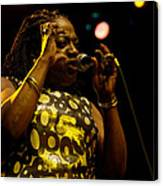 Sharon Jones Canvas Print