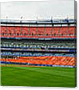 Shea Stadium Pano Canvas Print
