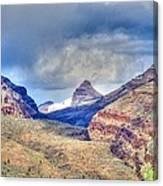 Sheep Rock Mountain Canvas Print