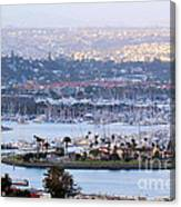 Shelter Island Point - San Diego Canvas Print