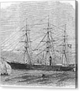 Shenandoah Surrender, 1865 Canvas Print