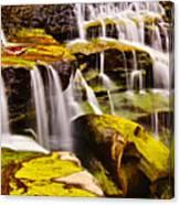 Shifen Waterfall Canvas Print