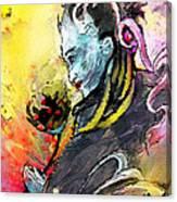Shiva Diva Canvas Print