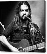 Shooter Jennings - Country Mark Canvas Print