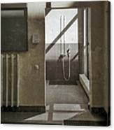 Shower Spot Canvas Print
