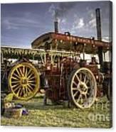 Showmans Engines Canvas Print