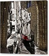 Sicily Meets Venice Canvas Print