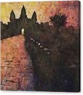 Siem Reap Sunrise 3 Canvas Print