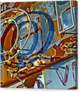 Signage.8247 Canvas Print