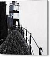 Silhouette 1 Canvas Print