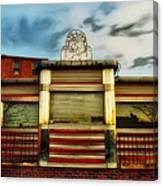 Silk City Lounge Canvas Print