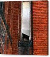 Silk Mill Soot Canvas Print