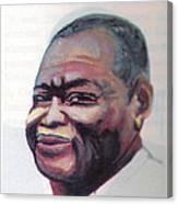 Simon Kimbangu Canvas Print