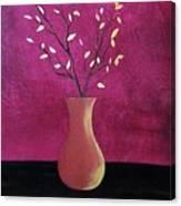 Simple Elegance Canvas Print