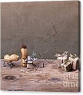 Simple Things - Christmas 06 Canvas Print