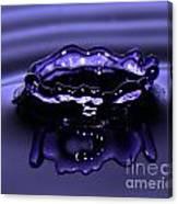 Simply Purple Canvas Print