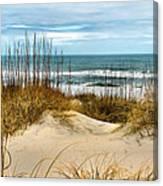Simply The Beach Canvas Print